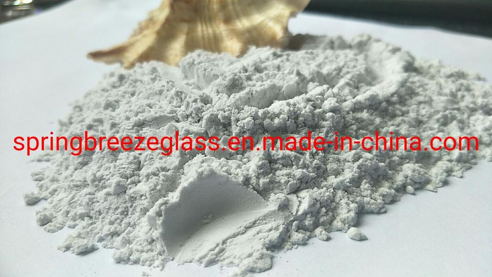 Clear Glass Frit Powder for Wood Paint