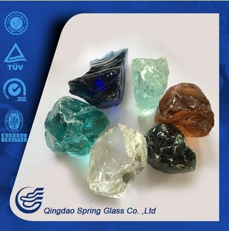 Various Color Crystal Glass Stones