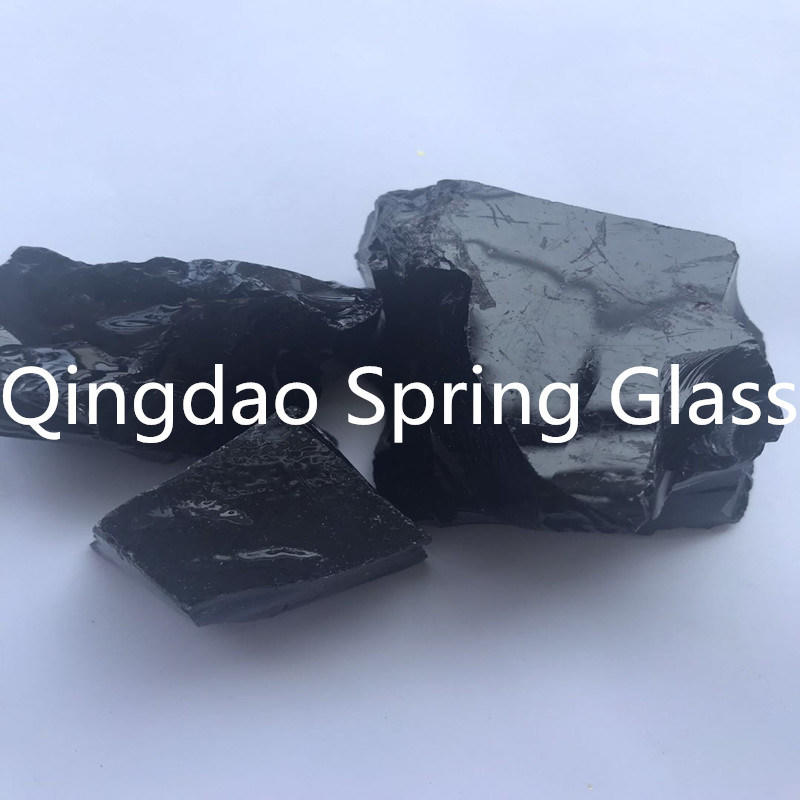 Large Glass Stones for Decoration