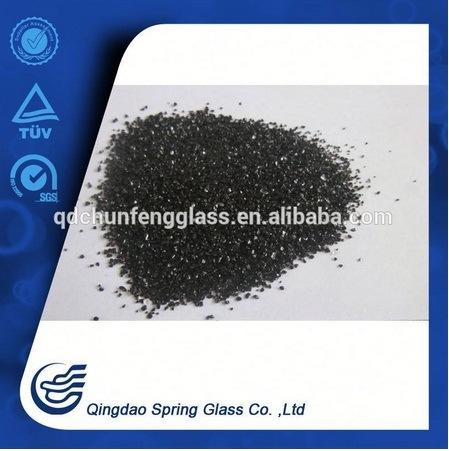 2018 New Arrivals 1.0 - 2.5 mm Crushed Glass