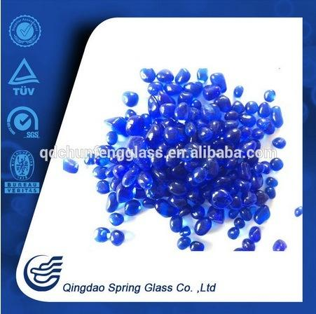 Sea Glass Beads for Decoration