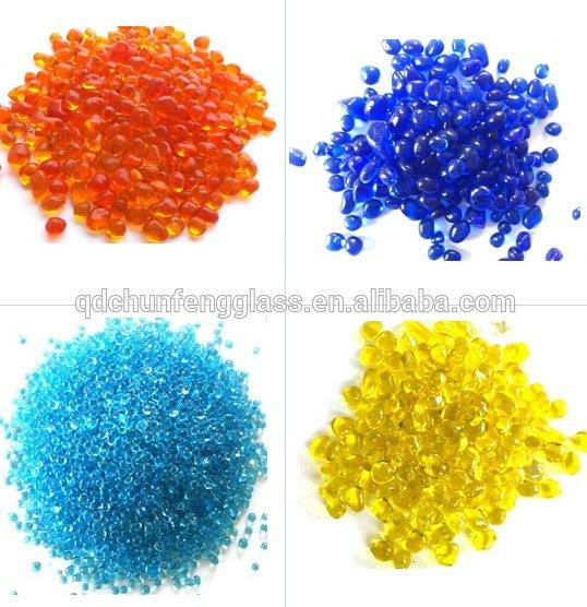 Colorful Micro Glass Beads