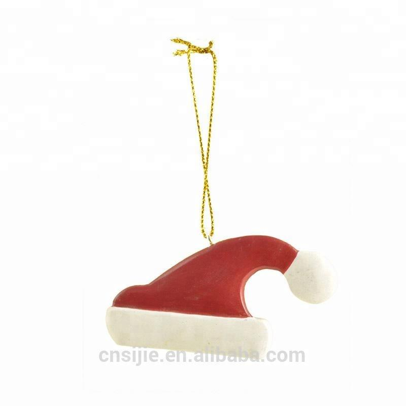 Reliable and cheap new design christmas resin ornament decoration