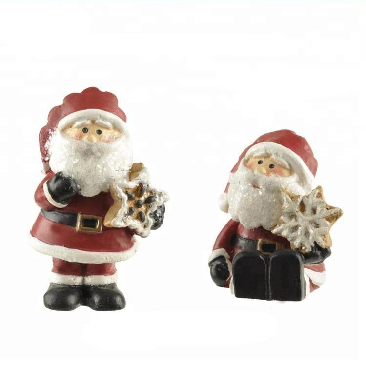 Creative Gifts Resin Hanging Ornament Christmas Figurines Arts and Crafts