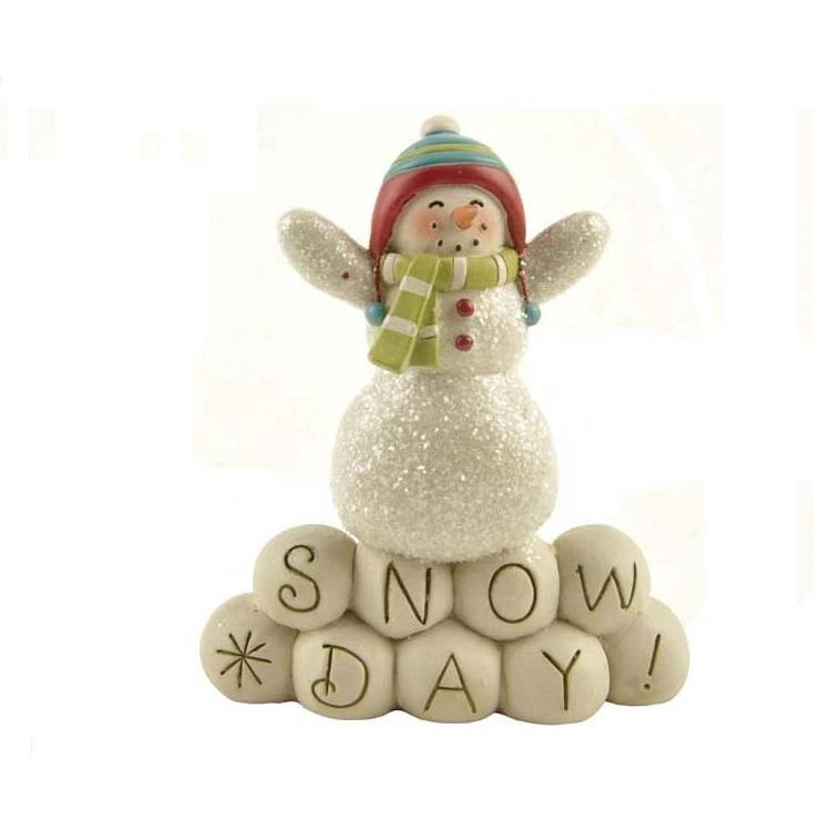 Christmas resin snowman new home bedroom hall decoration snow day snowman with snowman
