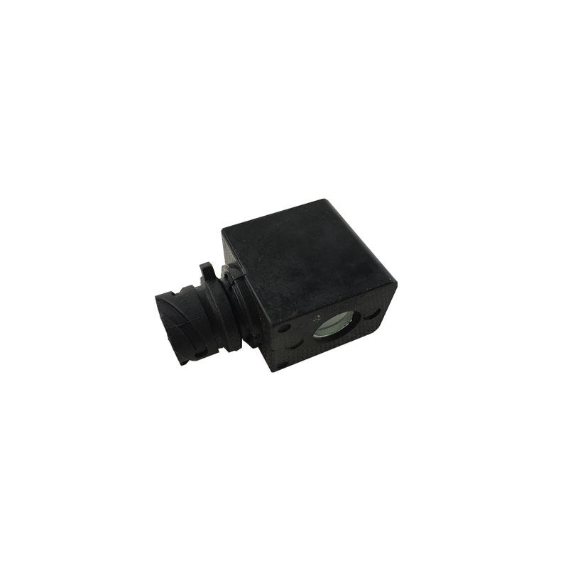 Hydraulic Cylinder Control pulse solenoid valve0200-2 DIN435650A Electromagnetic coil