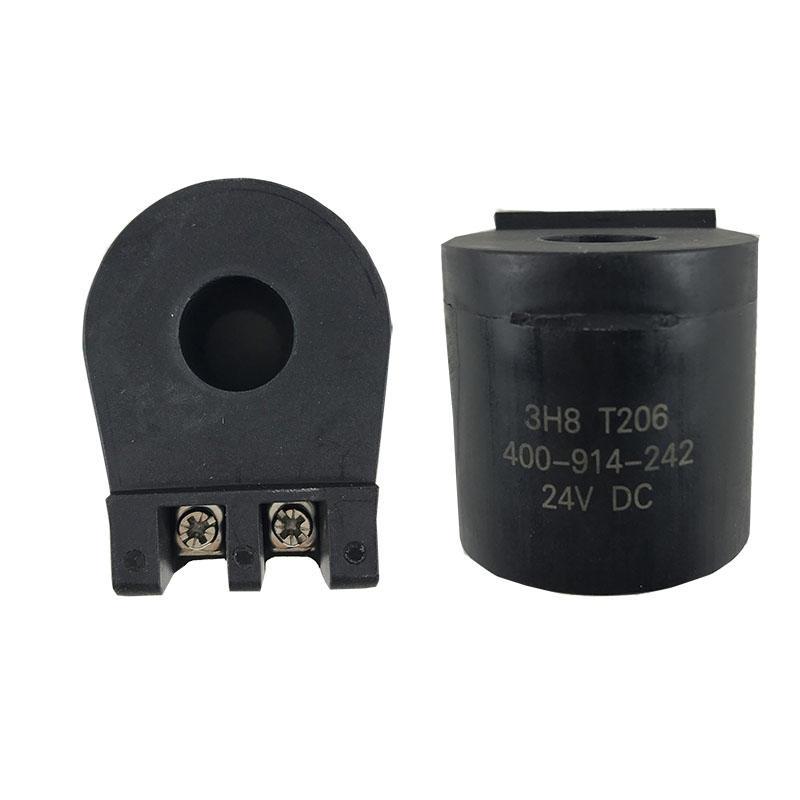 400405-142 solenoid coil Air Control Valve DC24V solenoid coil 220v air compressor micro solenoid