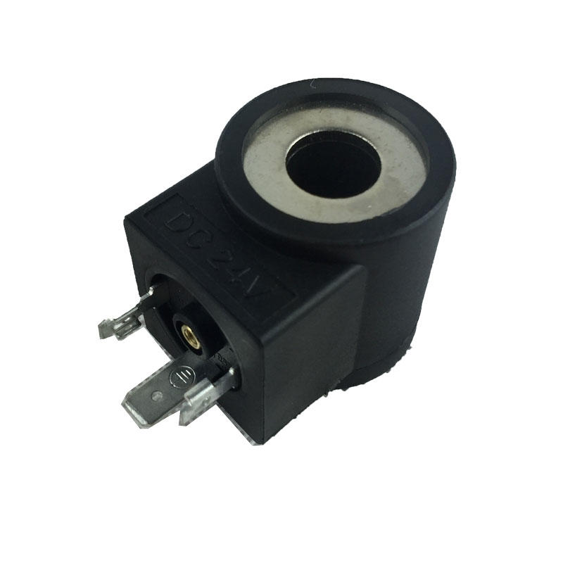 094001000 hole size 13mm height 37.7mm DIN43650 Hydraulic valve solenoid coil