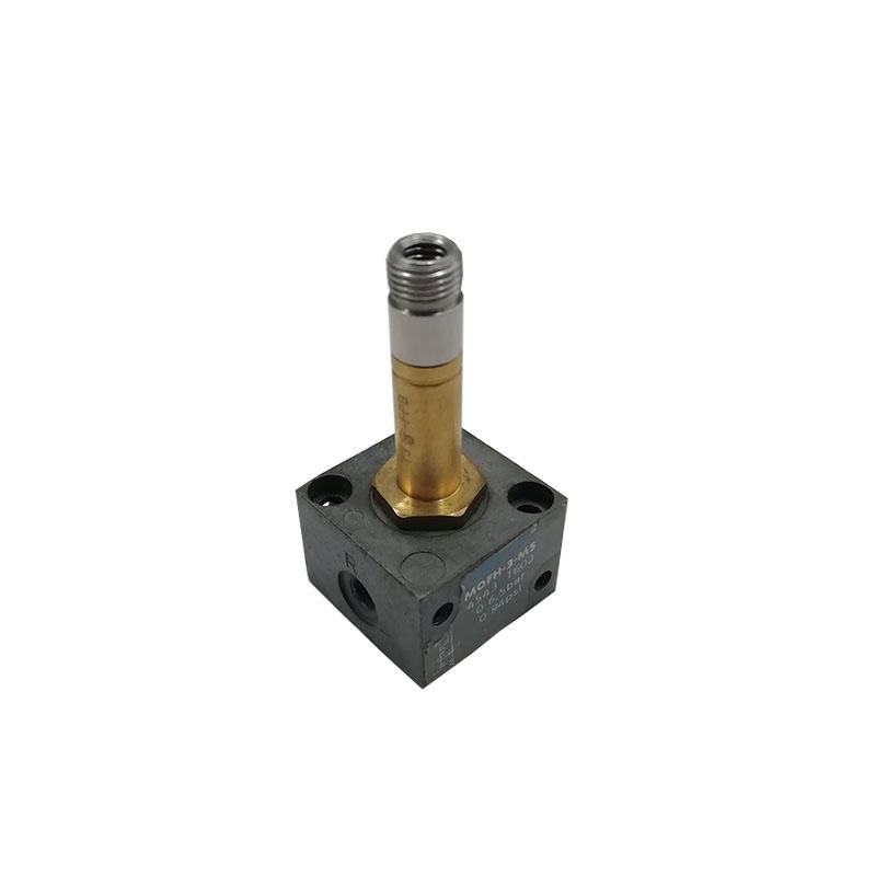 Plunger D802 seriesSolenoid valveMOFH-3-M5Solenoid valve resistor