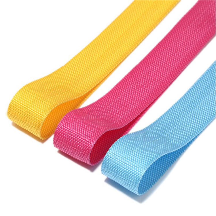 Wholesale Colored 100% PP Webbing/Polypropylene Tape for Bags