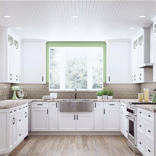 Natural Fashion PVC Small Size designs Storage kitchen cabinet