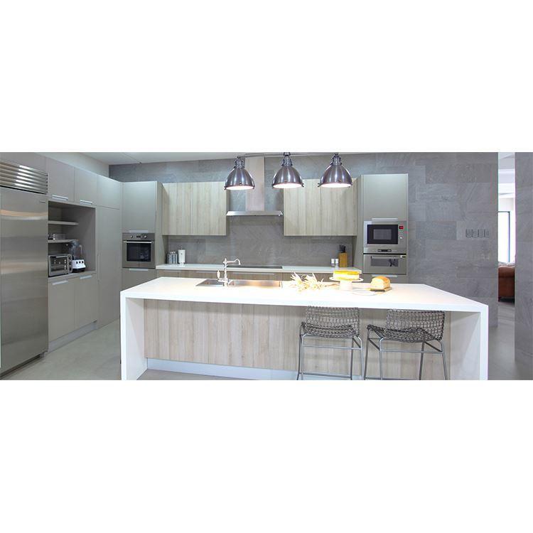 Good Price Customized Modern Wooden Kitchen Cabinets Designs