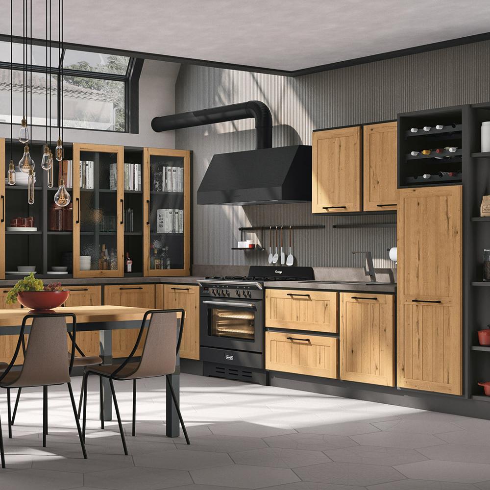 Wholesale factory Price Design Furniture Modern Kitchen Cabinet storage cabinet for kitchen