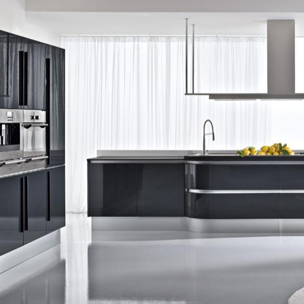 Kitchen FurnitureHign Gloss Designs KitchenCabinet