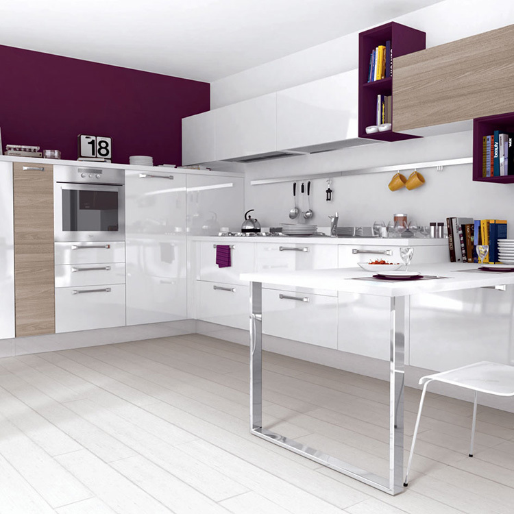 2021modern style woodkitchen cabinet designsapartment projects