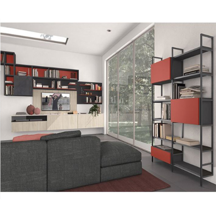 New Arrival Wholesale Simple Design Modern Wood Kitchen Cabinet Full Set