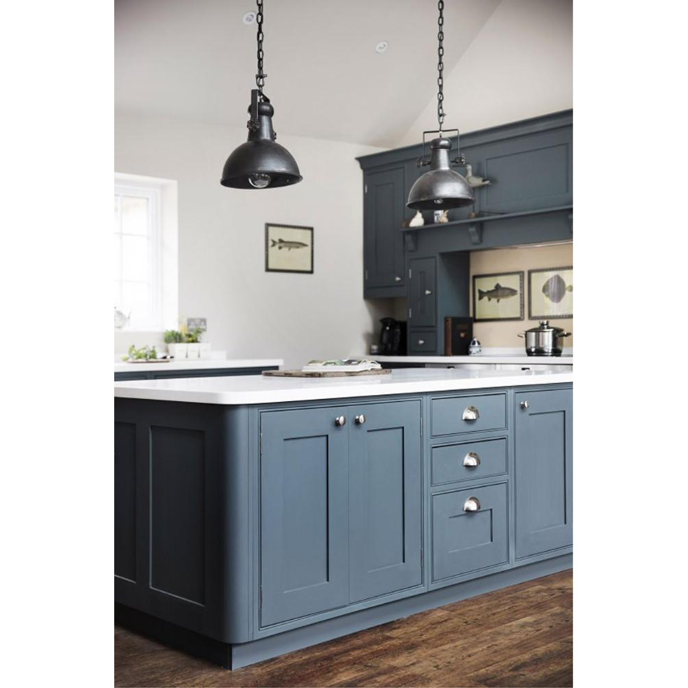 Classic Kitchen Cabinet White Designs Solid Wood