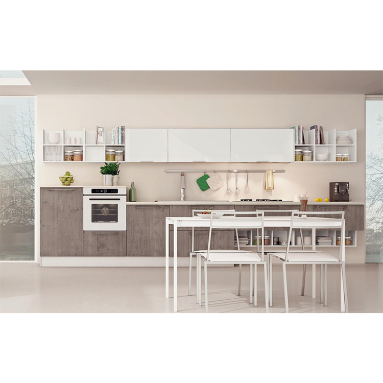Factory Commercial White Customize Kitchen Wall Cabinet India