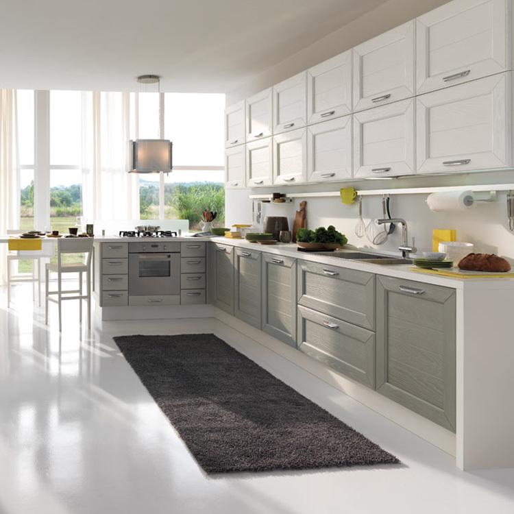 2020 China manufacturer modern stylekitchen cabinet designs wood kitchen cabinet apartment projectscustom made