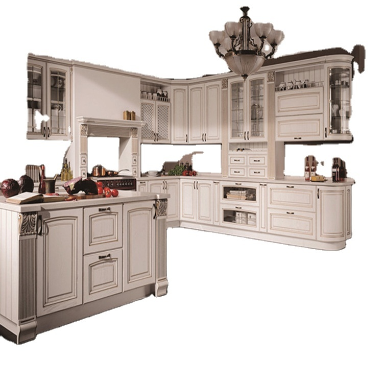 classicLarge Furnituresolid wood kitchen cabinet designs