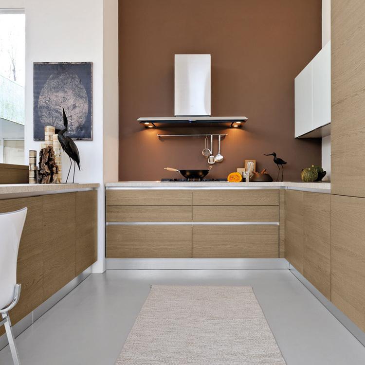 Custom made Kitchen Cabinets Solid Wood Kitchen Cabinet Manufacturer Direct Sale