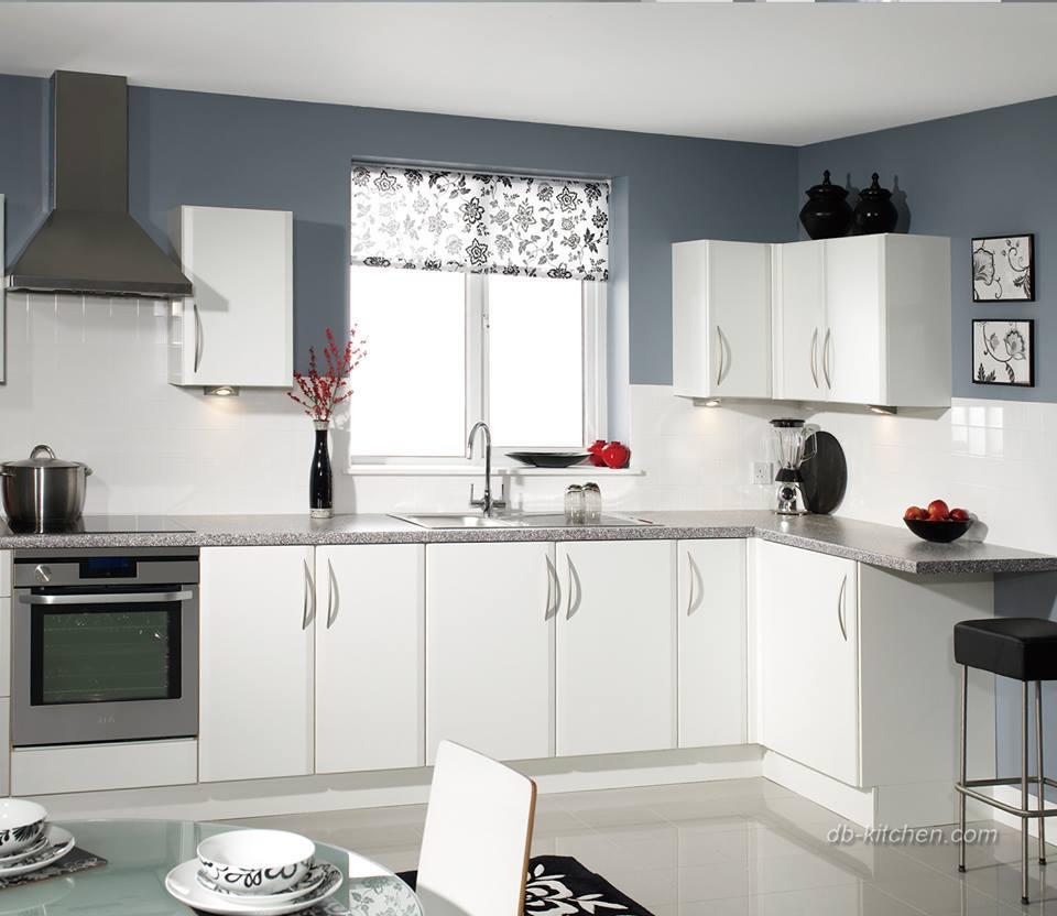 Good Quality Wholesale Customized Wood Kitchen Cabinet Furniture