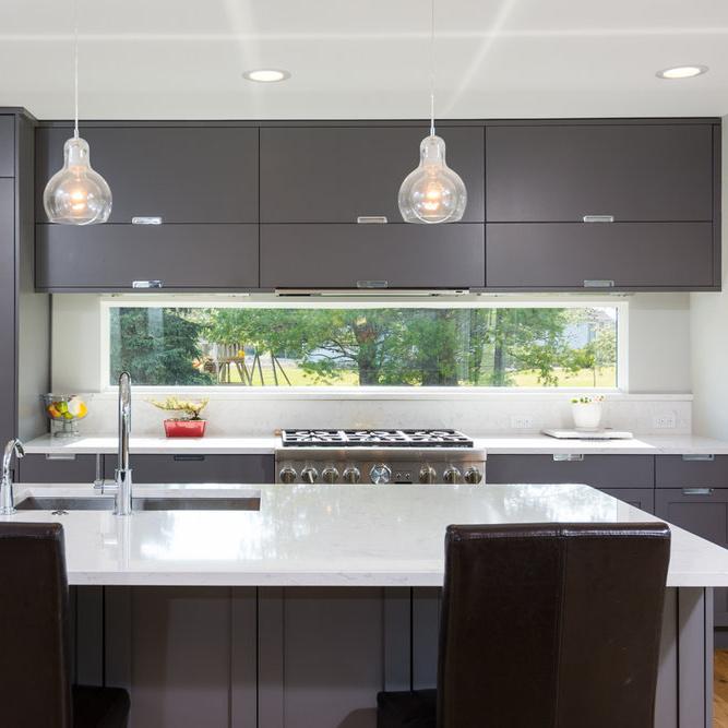 Modern High Gloss Full Kitchen Cabinet,Full Kitchen Cabinet