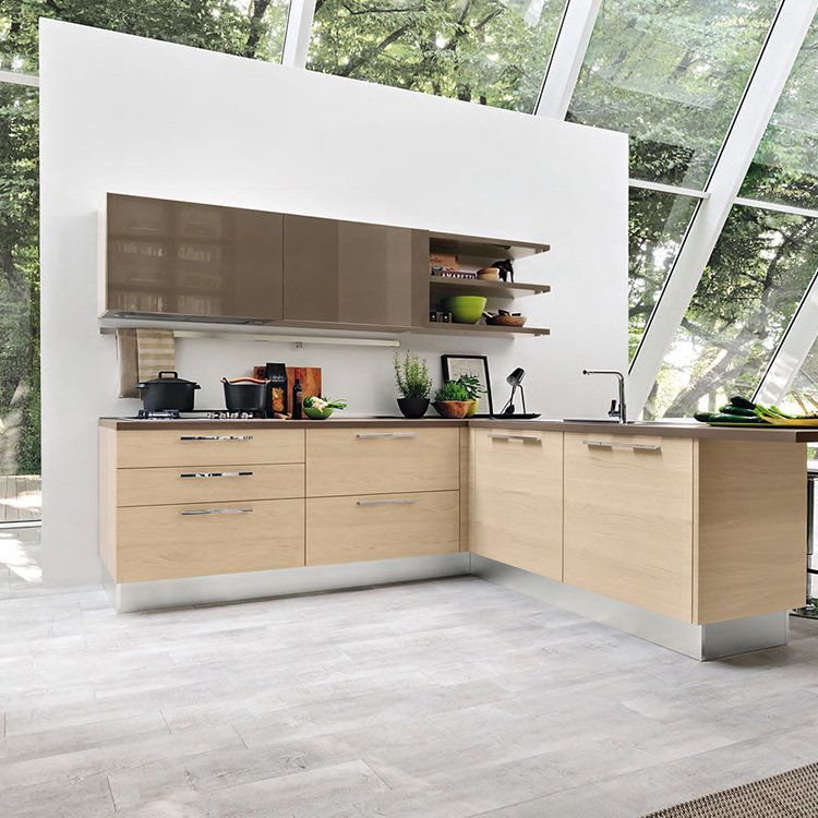2020 modern style woodwhite kitchen cabinet designsapartment projects