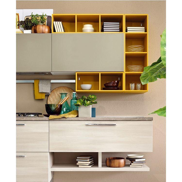 China Simple Modern Design Kitchen Design