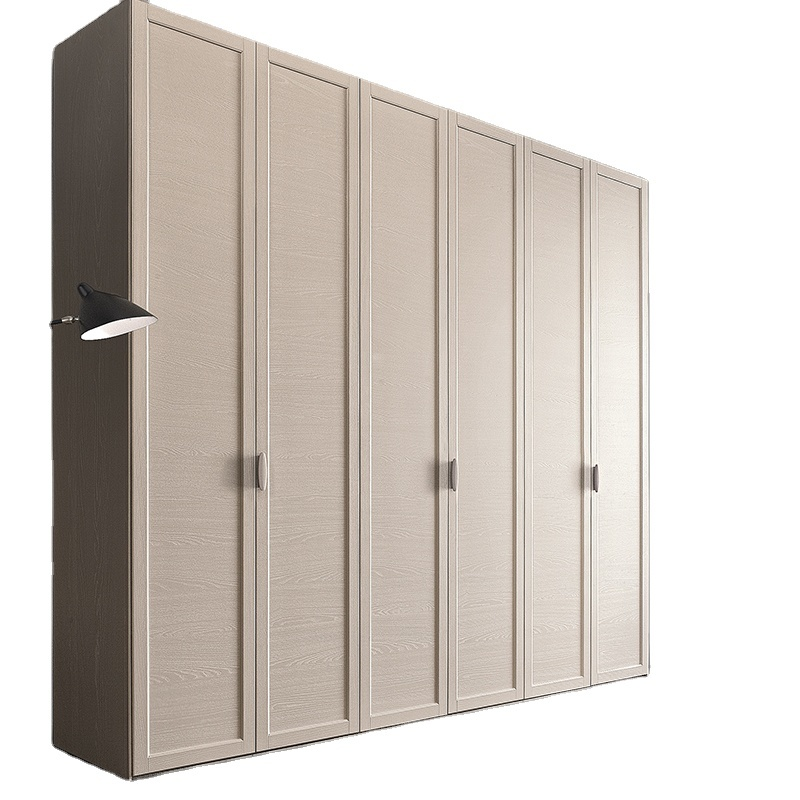 Modern Style Wooden Bedroom Wardrobe made in China