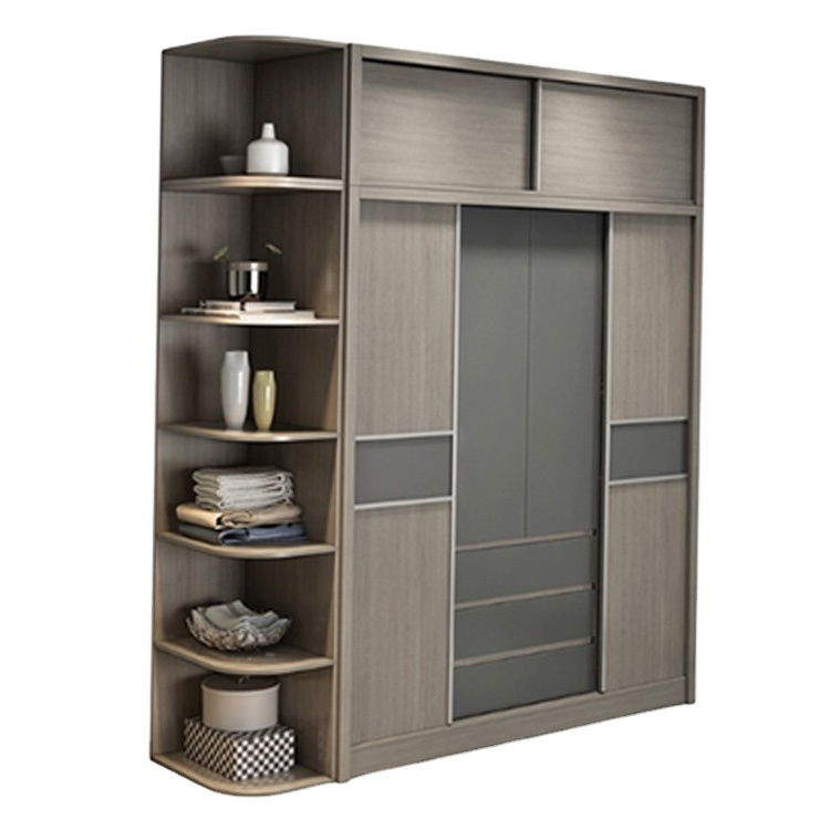Wholesale high quality clothes wardrobe furniture bedroom,wooden wardrobe