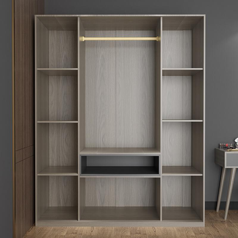 Modern Design Pvc Vanity Cabinet Wardrobe