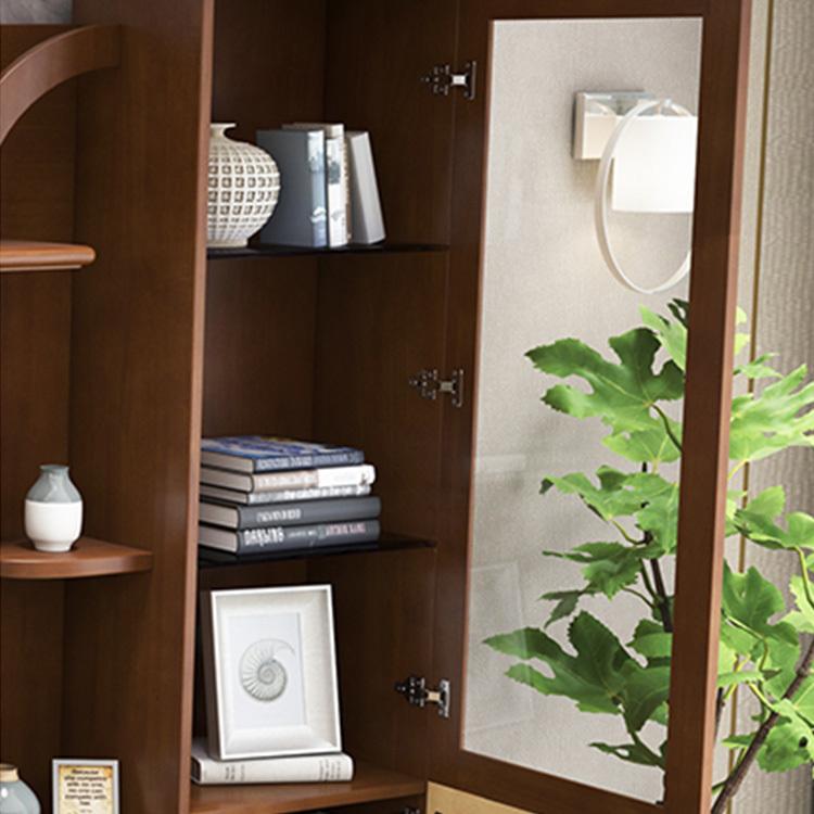 Solid Wood Antique Tv Cabinet Storage OrganizationLiving Room Furniture