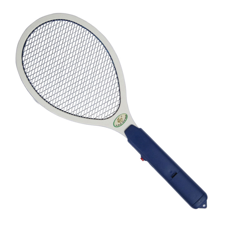 High Voltage Electric Fly Swatter Mosquito Racket Bug Zapper Killer2 Layer BSCI Approved