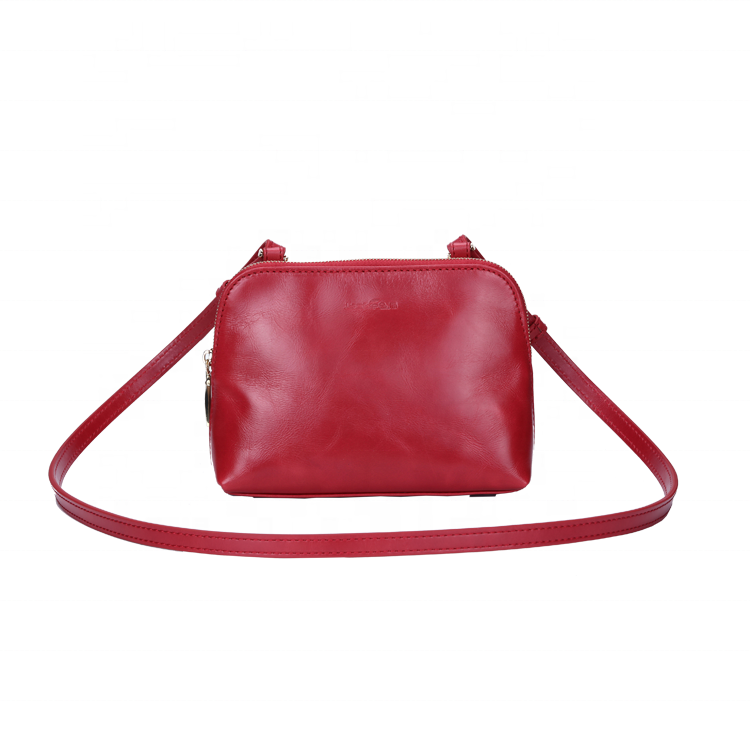 2019 Latest Design Real Genuine Leather Stylish Handbag Lady Tote Women Shoulder Bag Handbag