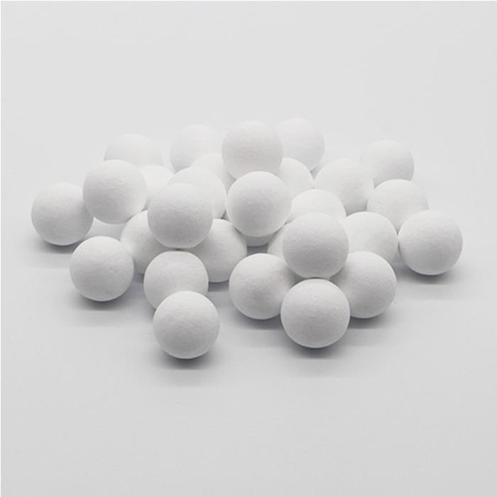 XINTAO high alumina ceramic ball 99% support media catalyst