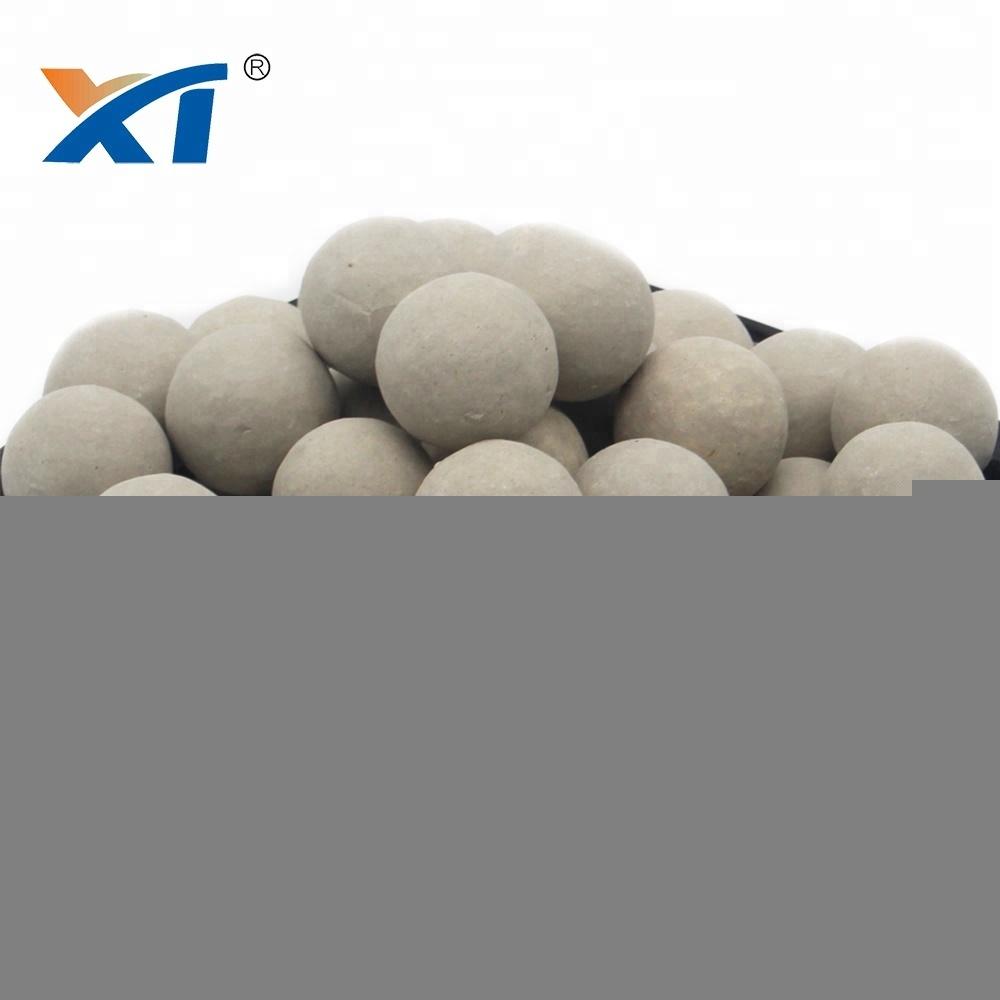 Catalyst Support Media Alumina Ceramic Ball Porcelain