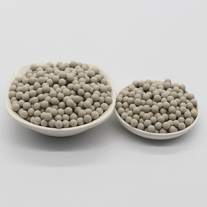 XINTAO Customized Alkaline 17-19%Inert Aluminium White Ceramic Ball Porcelain