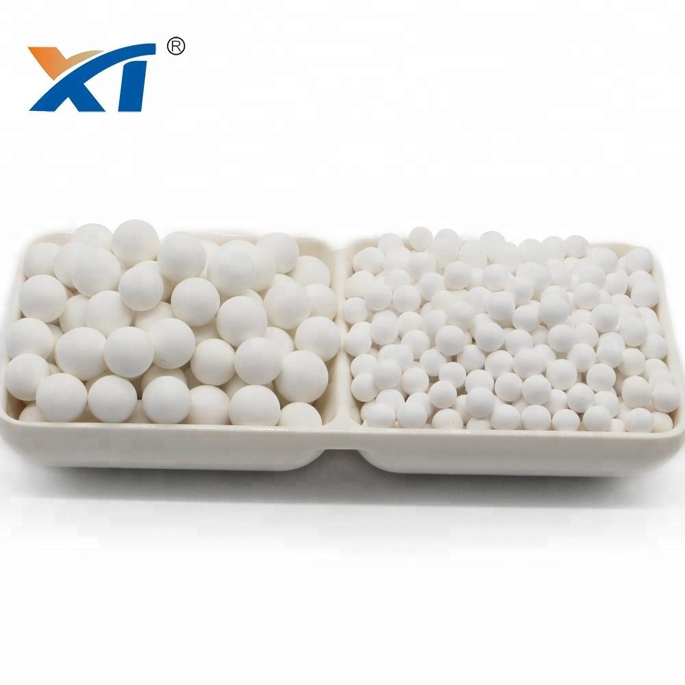 XINTAO 10mm inert alumina ball ceramic ball