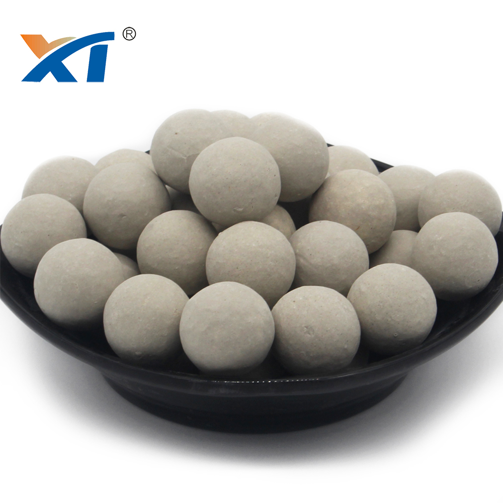 Alkaline Alumina Ceramic Ball Beads In Water Treatment
