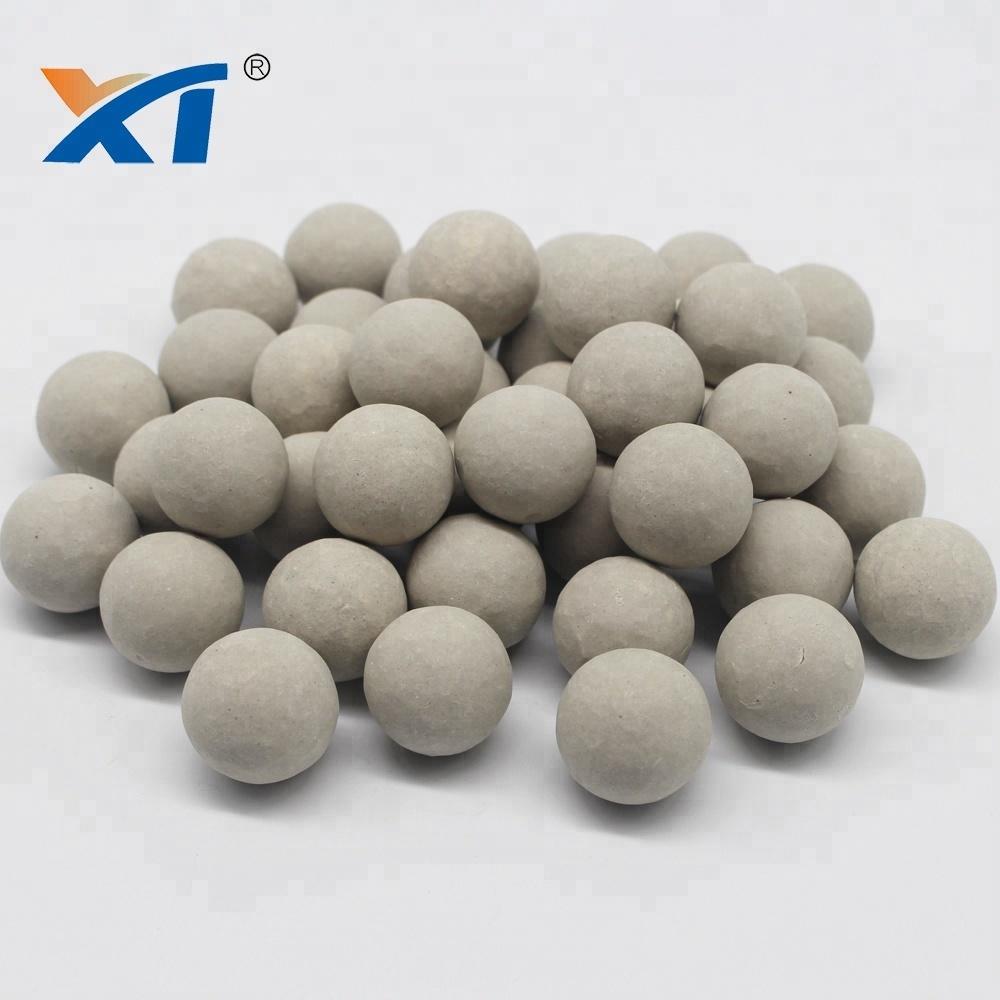 XINTAO 17%-23% inert ceramic ball support media