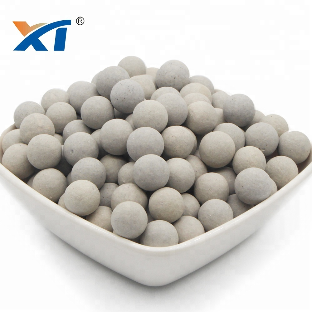 XINTAO heat storage supporting media inert ceramic balls