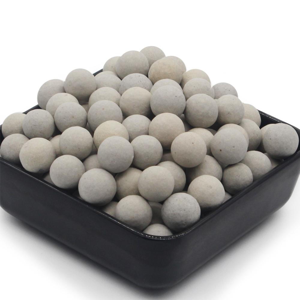 XINTAO filter in oil and petrochemical gas ceramic alumina balls