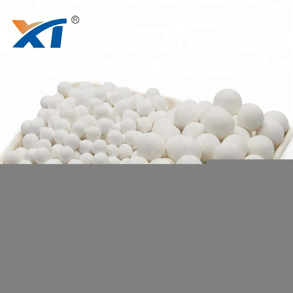 XINTAO 99% high quality low abrasion ceramic alumina ball