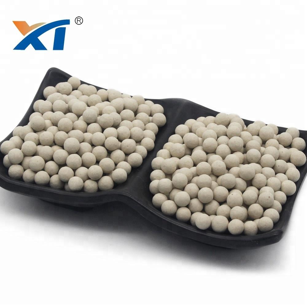 Lowest Price 23% Inert Ceramic Alumina Ball Support Media