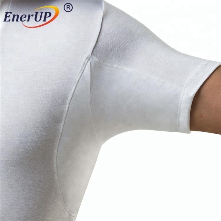 sweat proof crewneck undershirts for men