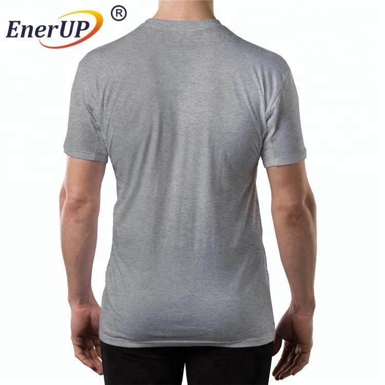 Mens micro modal hydro-shield sweatproof undershirts