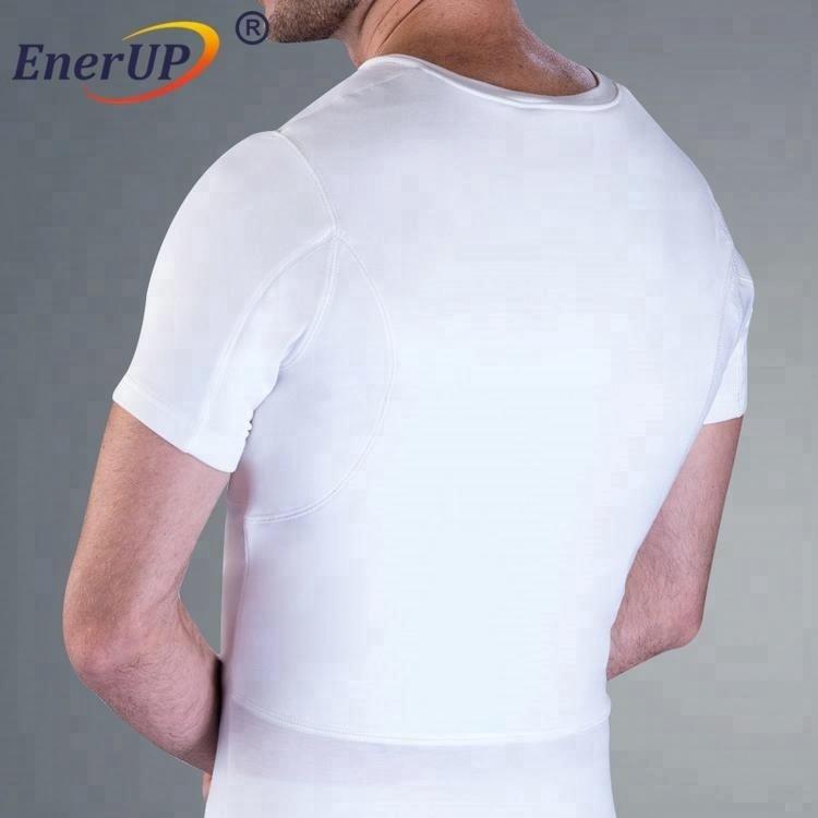 soft loose underarm sweatproof sweatshirt