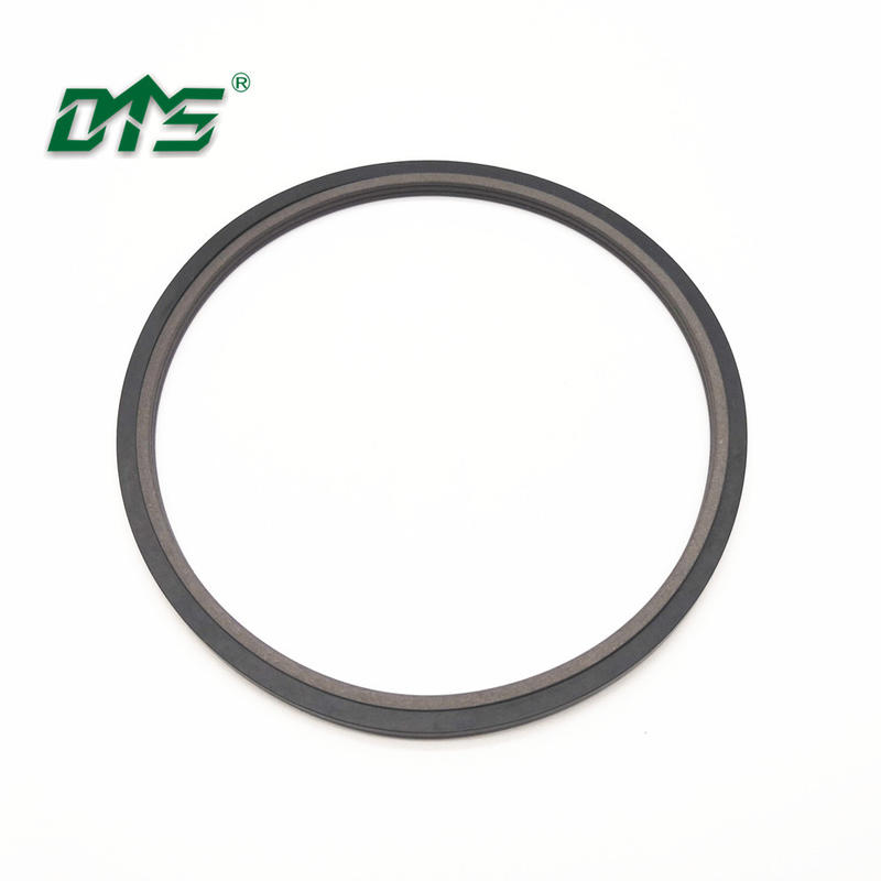 bronze PTFE rod seal for hydraulic cylinder SPN