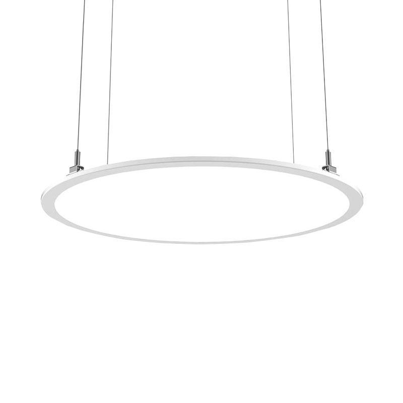 Warm White LED big round panel light 1000mm diameter 100lm/W